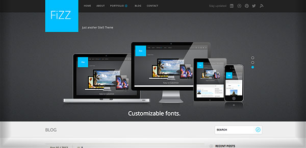 theme-wordpress-gratuit-2013-fizz