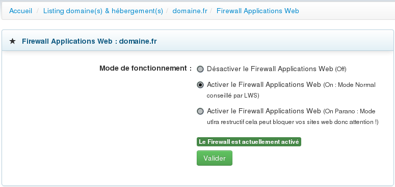 Configuration_firewall_applications_web