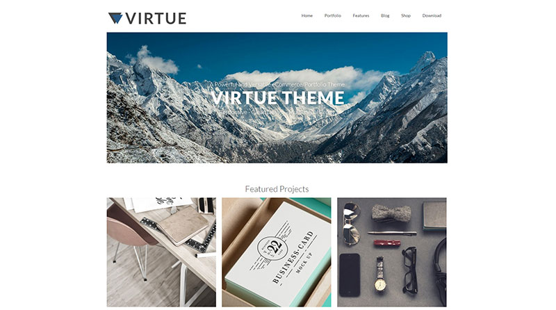 Virtue-Theme-Wordpress