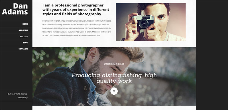 Photography-Online-Portfolio-WordPress