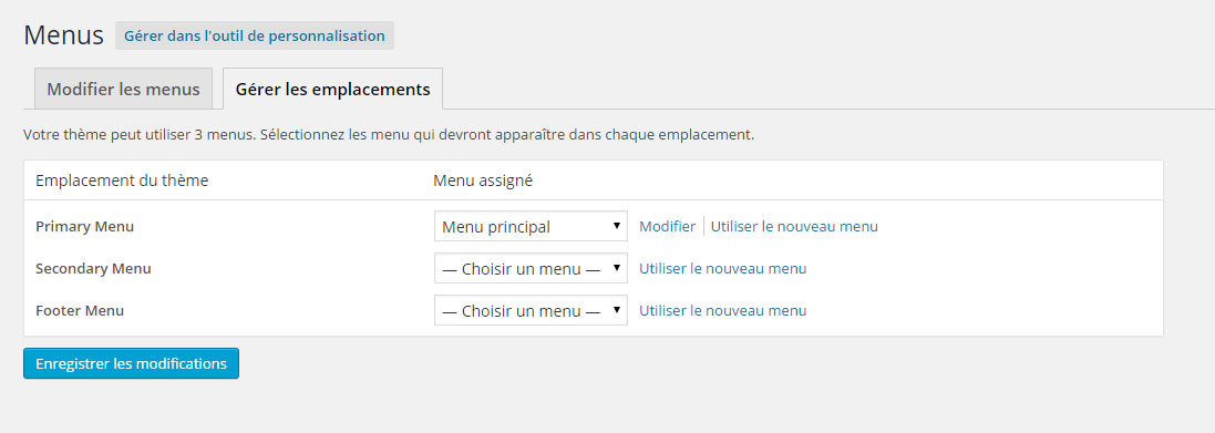 gerer-les-emplacements-menus-WordPress