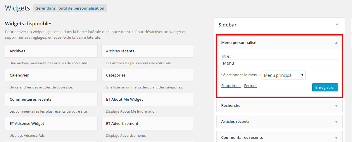 sidebar-WordPress