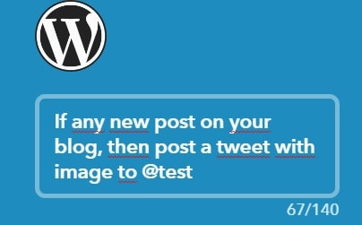 wordpress-iftt-twitter