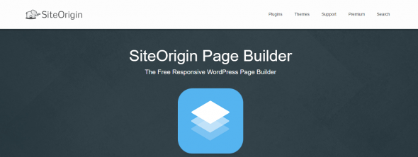 Page Builder par SiteOrigin