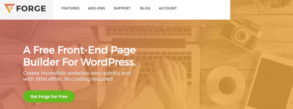 Forge WordPress