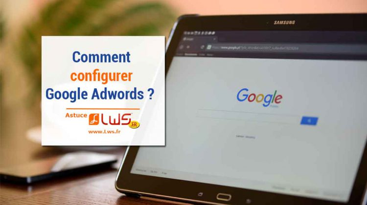 google-adwords-configruation